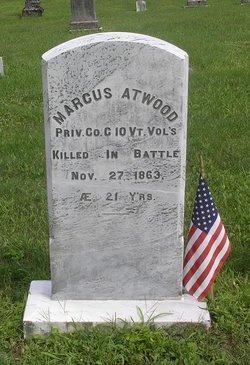 Marcus Atwood