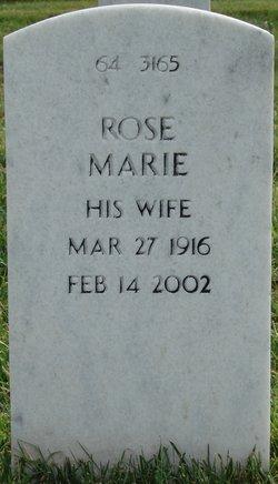 Rose Marie Landes