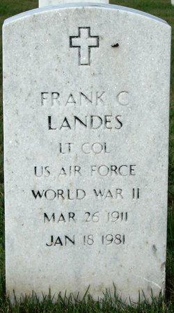 Frank C Landes