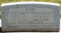 Joseph Marion Flake