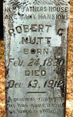 Robert Gutherie Nutt