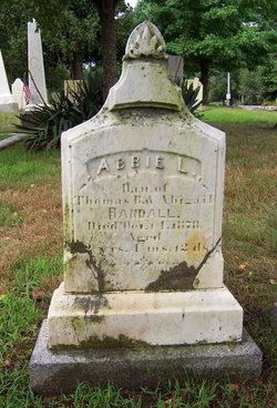 Abbie L. Randall