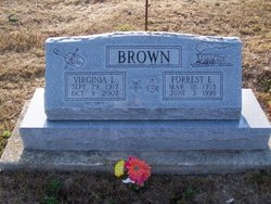 Forrest E Brown