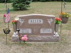 Lawrence E Allen