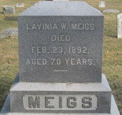 Lavinia W Meigs