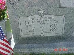 John Walter Pitts, Sr