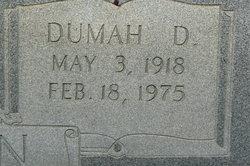 Dumah D. Robinson