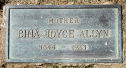 Albina L <I>Joyce</I> Allyn