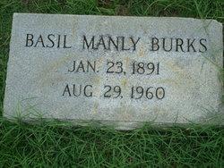 Basil Manly Burks