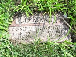 "Barnet L ""Barney"" Clemens"