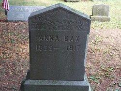 Anna Bax