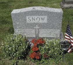 Elizabeth Corinne <I>Robichaud</I> Snow