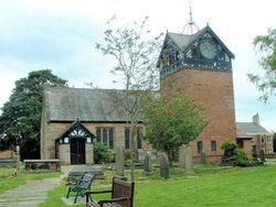St Martin Churchyard