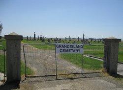 Grand Island Cemetery Colusa County California