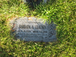 Barbara A. Clausen