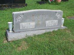 Audrey Thelma <I>Richey</I> Davis