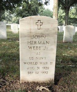 John Herman Webb, Jr