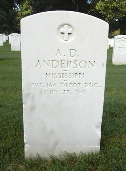 A D Anderson