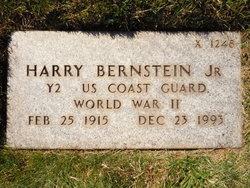 Harry Bernstein, Jr