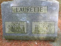 Jeannette Mary <I>Allard</I> Laurette