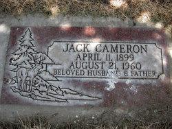 Jack Cameron