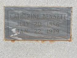Catherine <I>Boon</I> Bennett
