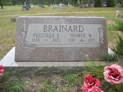 Priscilla I Brainard
