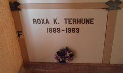 Roxa K <I>Morford</I> Terhune