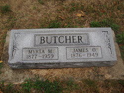 James Orville Butcher