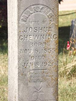 Joshua Chewning