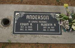Alberta A. Anderson