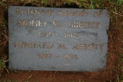 Sydney Walter Abbott