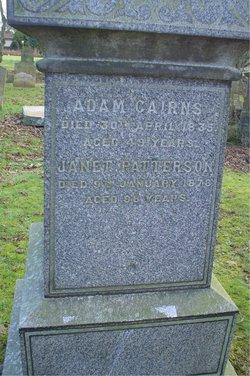 Adam Cairns