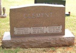 Thomas M Clement
