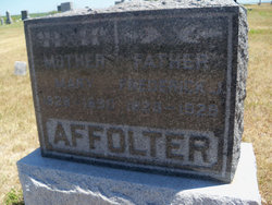 Mary Affolter