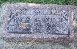 Ray Wilson Sandridge