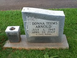 Donna Jean <I>Teems</I> Arnold