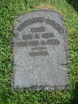 Abraham Dickerson Salmon