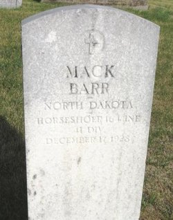 Mack Barr