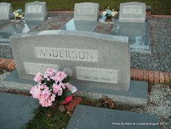 Margaret <I>Lowe</I> Anderson