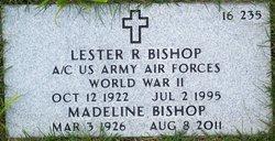 Lester R Bishop
