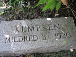 Mildred Bernice Kempken