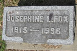 Josephine Lynn <I>Brush</I> Fox
