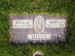 "Roy L ""Duke"" Dills, Jr"