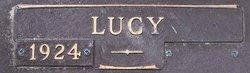 Lucy <I>Driver</I> Giles