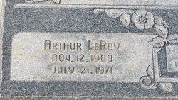 Arthur LeRoy Gallup