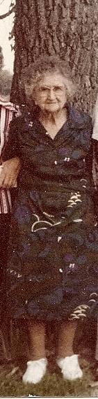 Nellie Bly <I>Churchill</I> Deakin