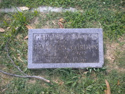 Gabrielle <I>Little</I> Gordon