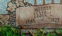 Elsie Laura <I>Parks</I> Hildebrand