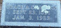 Grace A <I>Kinnick</I> Chapman